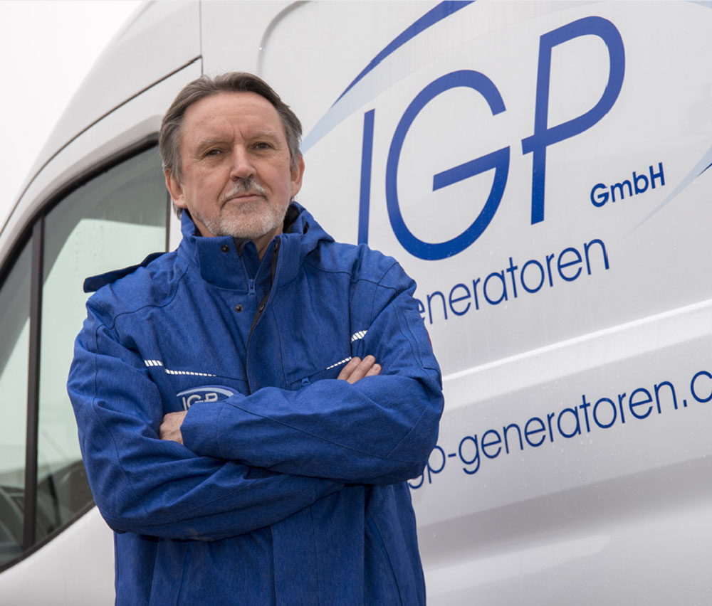 Über IGP Generatoren