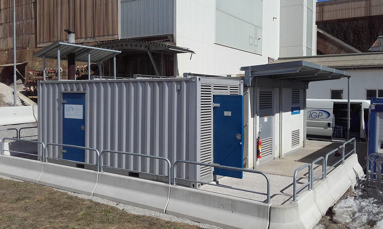 IGP Generatoren - Reparatur