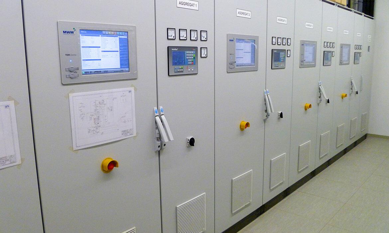 IGP Generatoren - Schaltanlagen